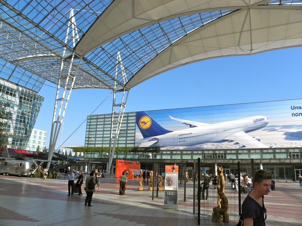 Luchthaven München