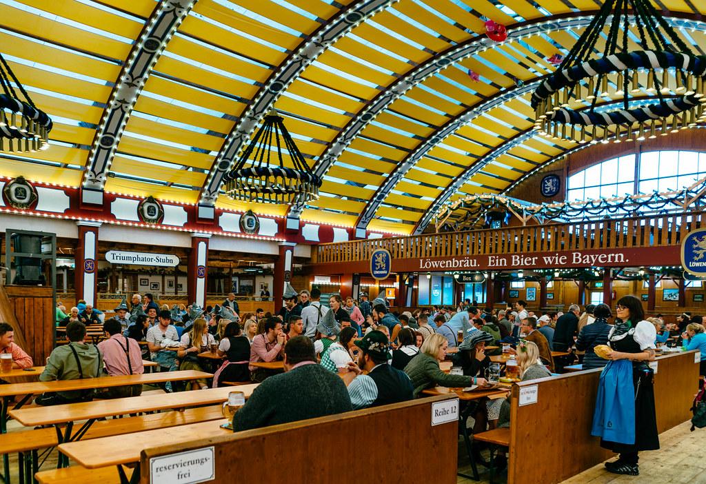 Oktoberfest München tickets