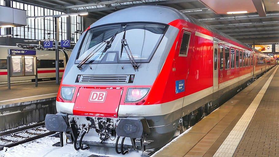 Openbaar vervoer München