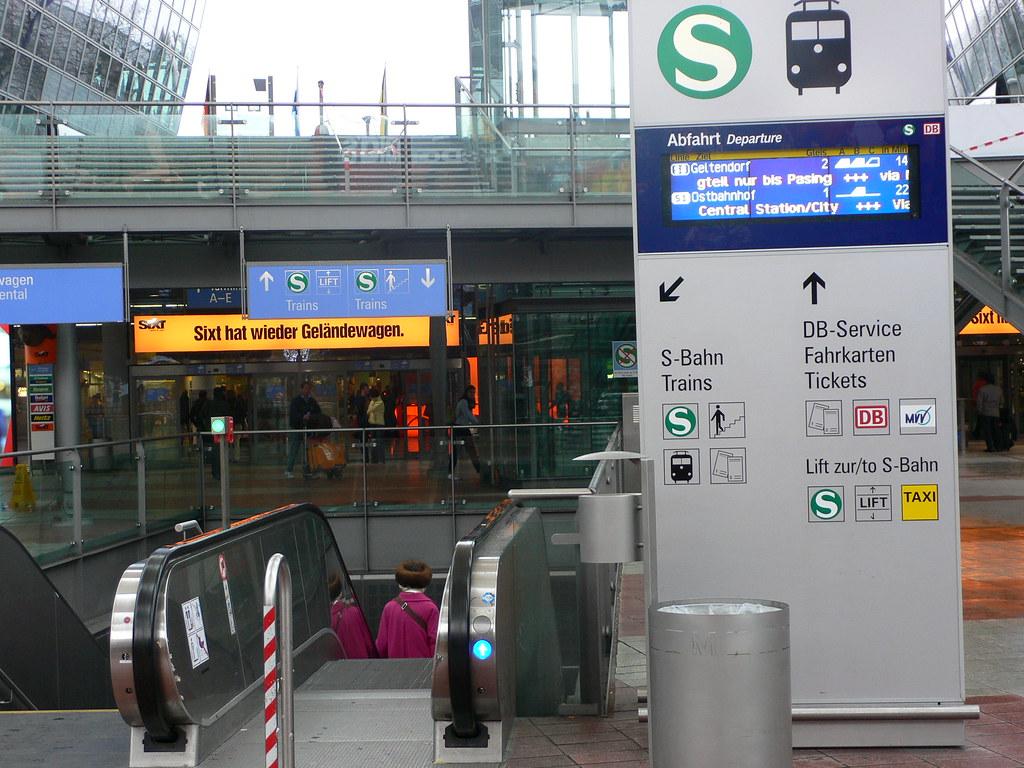 Vliegveld München