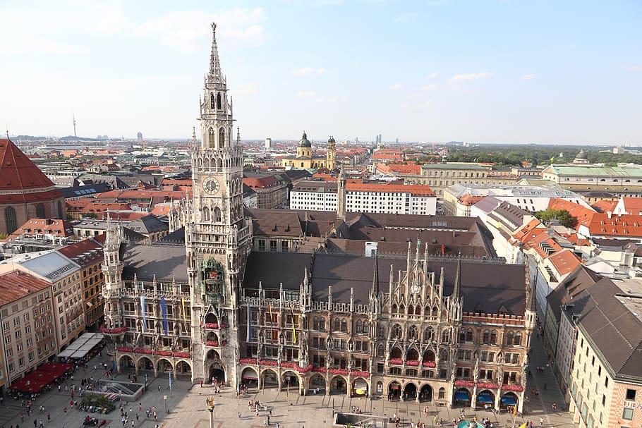Wat te doen in München